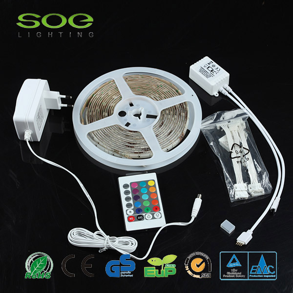waterproof 5050 portable led light strip