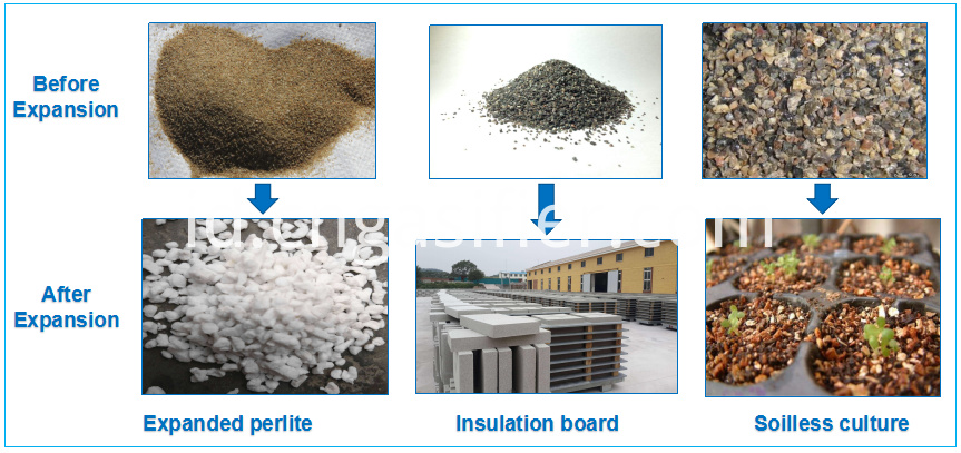 Perlite Expansion Plant