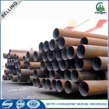 Tubo de tubo de aço soldado espiral de alta resistência