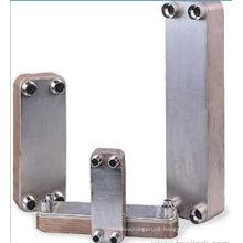 Replace Danfoss Jxz25 Brazed Plate Heat Exchanger in Shanghai