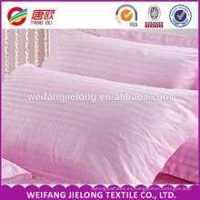 100% algodón 60 s * 40 s 173 * 120 280 cm de ancho blanqueado blanco satinado raso blanco ropa de cama de algodón algodón raso de satén ropa de cama