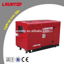 10.0kw Silent Diesel-Generator mit 20hp (954cc) Lombardini Motor