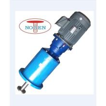 5.5KW high torque liquid mixer for paint