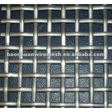 Crimped wire mesh fence with competitive price in store(manufacturer)