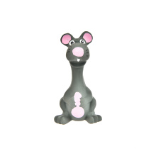 Eco-Friendly Cute Mouse Shape Latex Pet Toy Squeaker Dog Toys