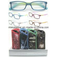 Vidrios de lectura vendedores calientes de moda de Eyewear (MRP21583A)