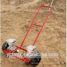 bajo mantenimiento dos filas manual tipo vegetal sembradora / cebolla sembradora