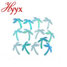 Праздник HYYX подарок Ремесленничества синий флуоресцентный папиросной бумаги конфетти блеск