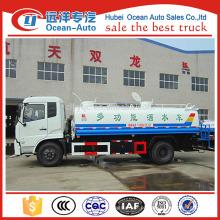 Dongfeng 12000 metros cúbicos de água caminhão tanque preço