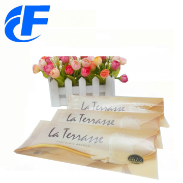 Custom printed plastic laminated ice cream/popsicle bag