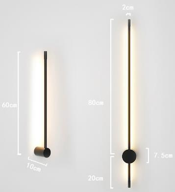 Dimmer Line LED Wall Sconces