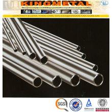 Стандарт ASTM B861 гр 5/7 стали сплава титановые трубы Цена
