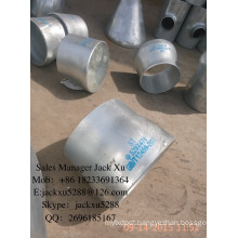 Iron Material and Nipple Type cast iron nipple