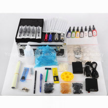 Cheap Products Supplies Tattoo Kits with Machine and Ink