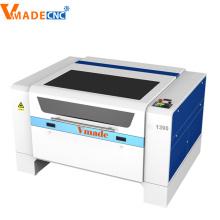 Co2-Lasergravurmaschine aus Acrylleder mit 100 Watt