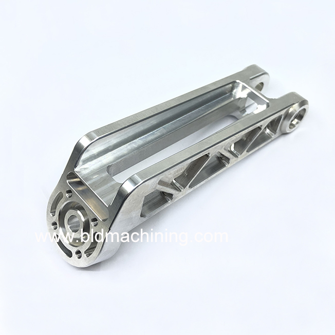Machined Aluminum Alloy