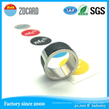Quality Stainless Steel Magic NFC Smart Ring for Smart Phone Wholesale