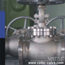 Cast&Forged Pressure Sealed Cl600 Gear Globe Valve API/DIN GOST Std