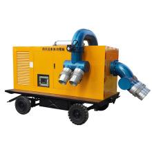Geräuschfreie Dieselmotor-Entwässerungspumpe