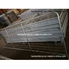 Heavy Duty Steel Farm Gate and Fences (hot galvanized welded wire mesh 100X200mm)