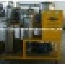 Sistema de depuración del aceite Edulcoration del aceite de la resistencia del fuego del vacío del acero inoxidable