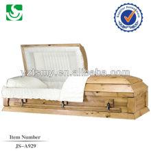 JS-A929 cercueils de boîte en bois