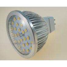 Nuevo 120degree MR16 5W SMD LED Down Light