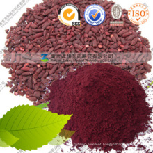 Wholesale Health Food Natural Red Yeast Rice Powder