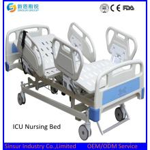 China Electric ICU / Enfermería multifunción Equipamiento Médico Cama Hospitalaria Precio