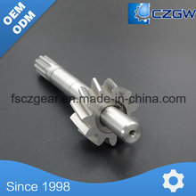 Customized Transmission Shaft Spline for Various Machinery