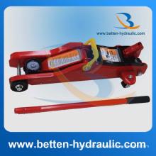 Hydraulische Hebeausrüstung Auto Hydraulische Bodenheber