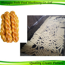 China Großhandel Edelstahl gebratene Teig Twist Making Maschine / Extruder Maschine / 6 Stränge zu der Zeit