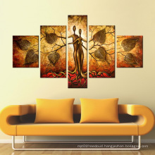 Large Modern Wall Decorative People Oil Painting