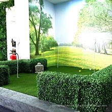 Сада декоративные напольные искусственние изгороди скрининг в кашпо
