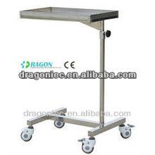 DW-TT103 Mayo Trolley hôpital crash instrument médical chariot