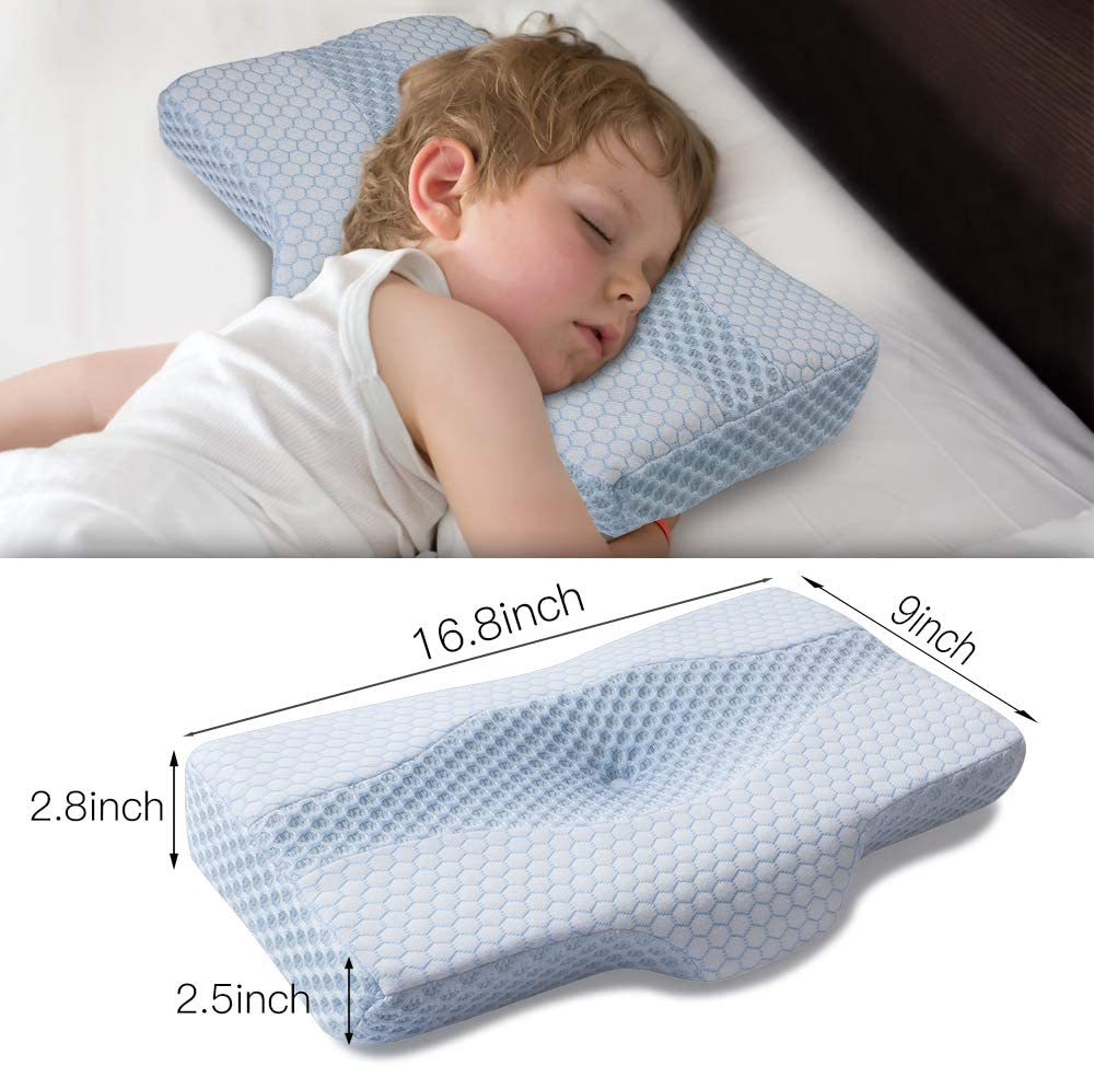 Best Memory Foam Pillow For Baby