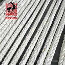 Cuerda para buque de poliamida / nailon de 72 mm, colas de amarre / cuerda de nailon