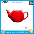 New Cordless Red Whistling Water Hot Tea Pot