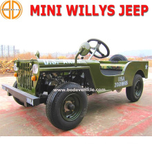 Bode Quanlity Assured New Kids 150cc Willys Mini Jeep for Sale Detail