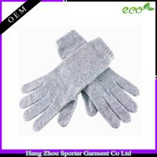 16FZCG03 winter glove warm & comfortable cashmere glove for women