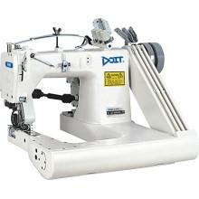 DT 928-PS Tres agujas de buena calidad de alimentación de alta calidad de la máquina de coser brazo