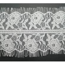 Aparamento de laço/lingerie moda branca da pestana nylon Nylon do laço/sexo