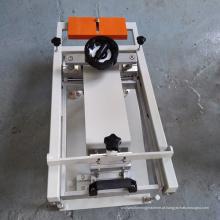Máquina de impressão de tela manual caneta para rótulo
