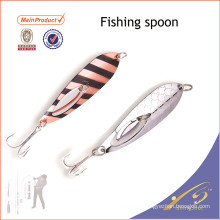 SNL020 cheap fishing tackle artificial bait fishing lure saltwater fishing spoon