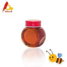 Puro longan abelha mel cor âmbar escuro