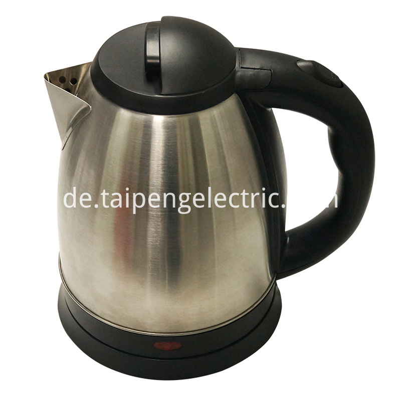 Electric kettle plastic parts