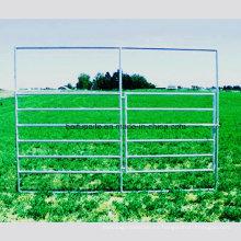 Cerca de la granja Valla de ganado Valla de ganado de ganado de caballo