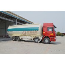 China Factory Produce Sinotruk Powder Tanker Trucks with 8*4 LHD Steering