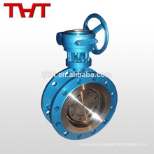 DN 1200mm flange butterfly valve with expansion joint