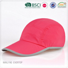 5-panel-100 % Polyester leere Golf Cap